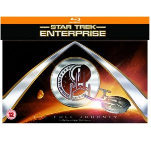 Star Trek: Enterprise: The Full Journey [Blu-ray]