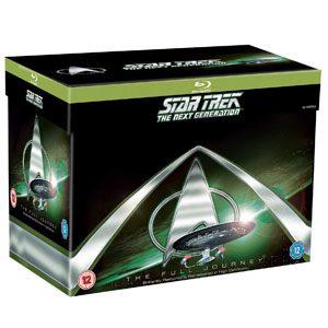 Star Trek: The Next Generation - Season 1-7 [Blu-ray]